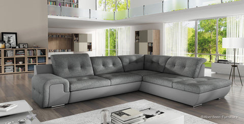 Corner Sofa Bed Galaxy B