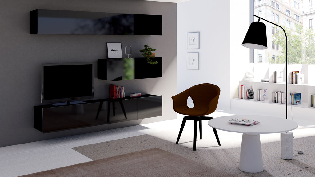 Calabrini Living Room Set - VIII