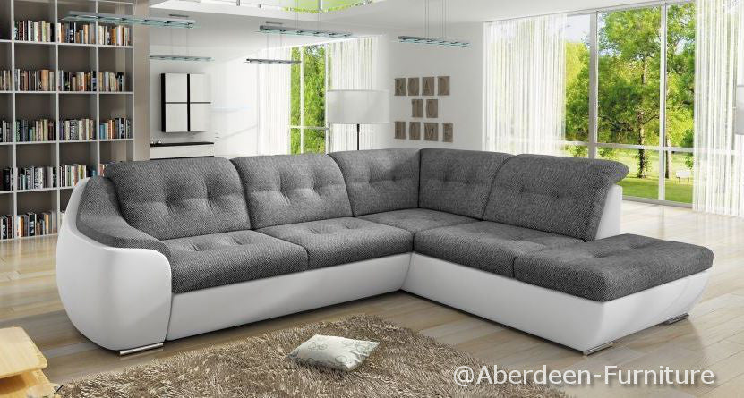 Corner Sofa Bed Galaxy D-right side