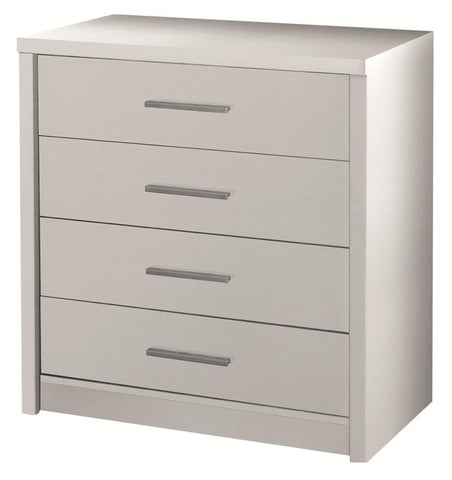 Chest of drawers GENEVA 1 - white