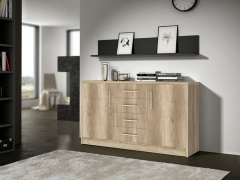 Sideboard  Geneva II Country Grey
