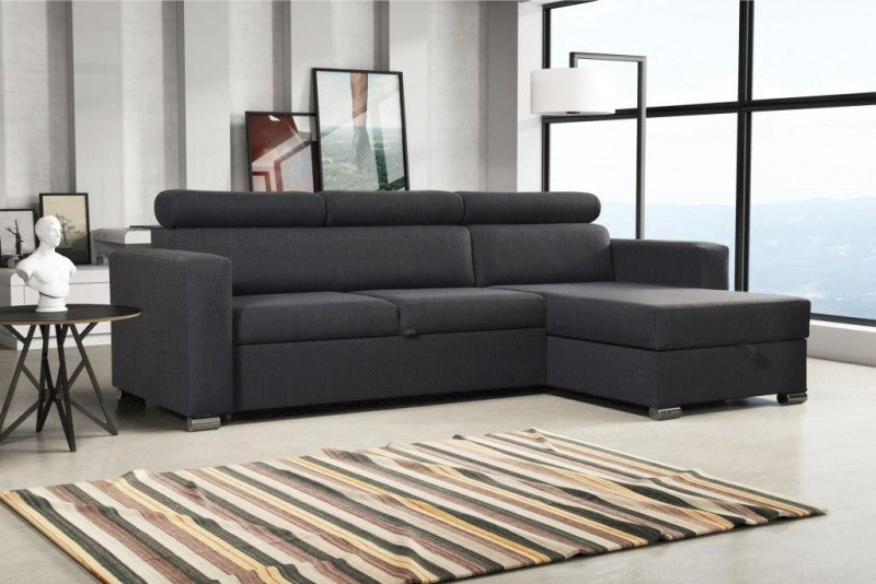 Corner Sofa Bed Hugo