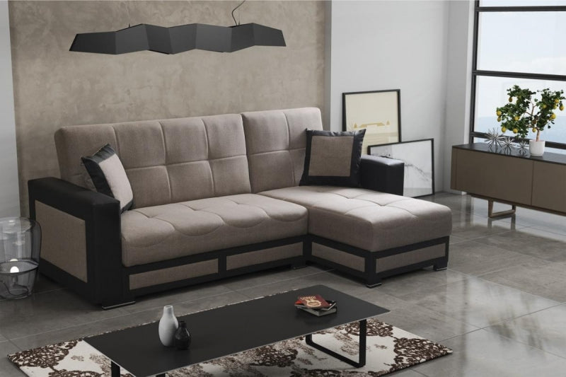 Madras corner sofa bed