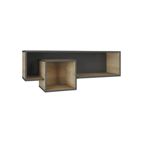 Nano NA12 Wall Shelf-Oak Riviera