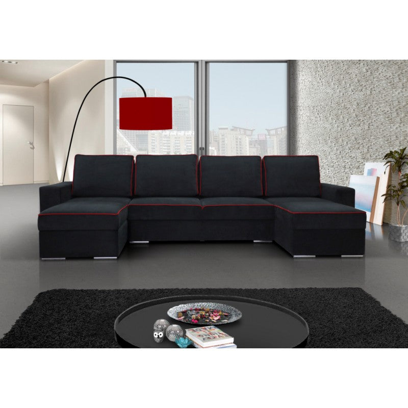 Outstanding Corner Sofa Bed Ascot Standard Squirreltailoven Fun Painted Chair Ideas Images Squirreltailovenorg