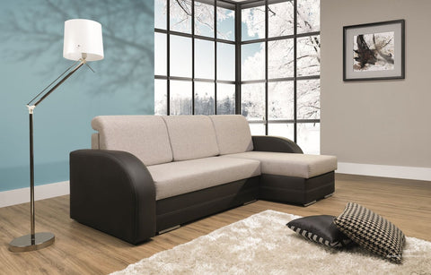 Corner Sofa Bed West