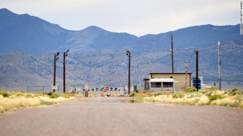 Area 51 Fast Facts