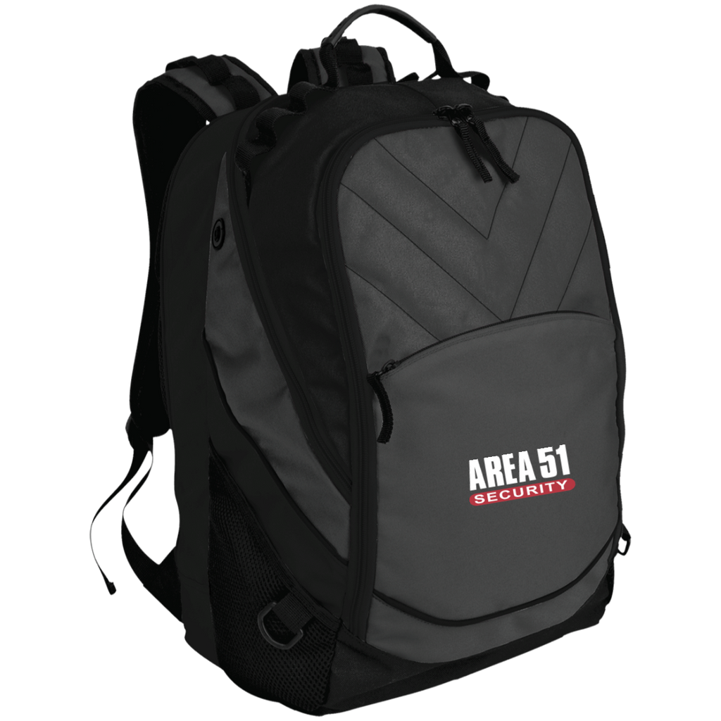 Area 51 UFO Security - BG100 Laptop Computer Backpack - Starbase9