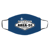 Welcome to Area51 FMA Med/Lg Face Mask - Starbase9