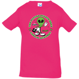 Area 51 Academy UFO 3321 Infant Jersey T-Shirt - Area 51 UFO Souvenirs Gifts T-Shirts