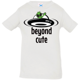 Area 51 Beyond Cute - 3322 Infant Jersey T-Shirt - Area 51 UFO Souvenirs Gifts T-Shirts