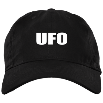 UFO - BX880 Twill Unstructured Dad Cap - Starbase9