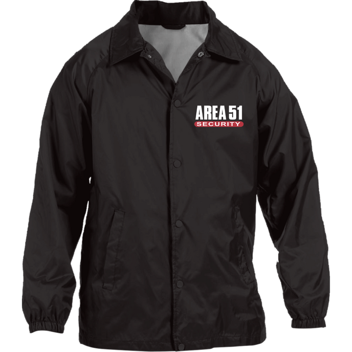 Area 51 Security Staff Jacket - Starbase9