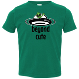 Area 51 Beyond Cute - 3321 Toddler Jersey T-Shirt - Starbase9
