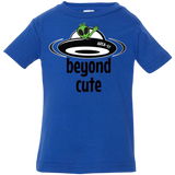 Area 51 Beyond Cute - 3322 Infant Jersey T-Shirt - Starbase9