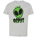 Area 51 OOOPS - 3321 Toddler Jersey T-Shirt - Starbase9