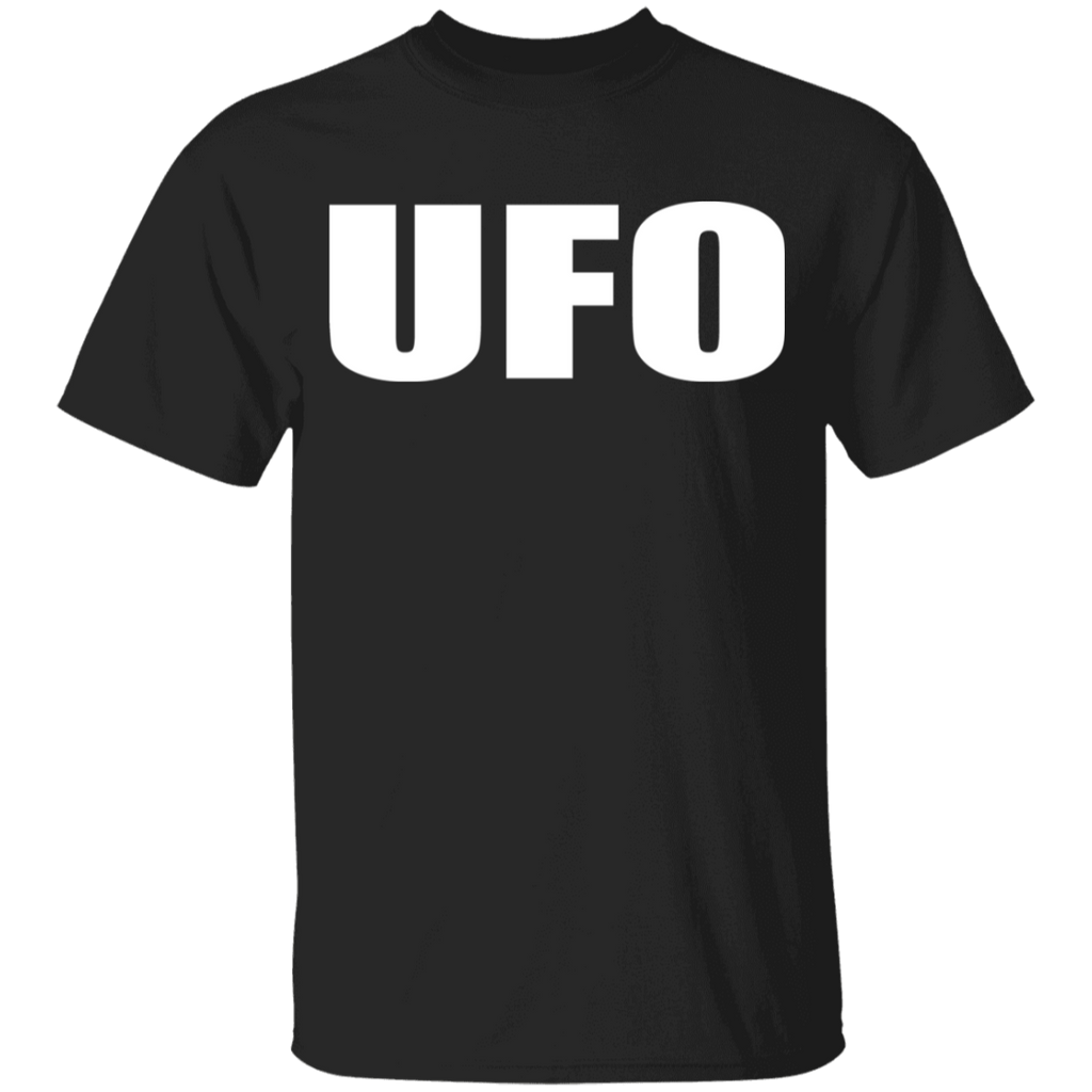 UFO - G500B Youth 5.3 oz 100% Cotton T-Shirt - Starbase9