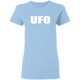 UFO - G500L Ladies' 5.3 oz. T-Shirt - Starbase9