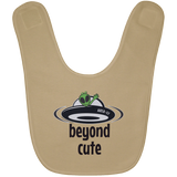 Area 51 Beyond Cute Infant Baby Bib - Starbase9