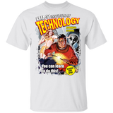 Area 51 UFO Institute of Technology 5.3 oz. T-Shirt - Starbase9