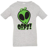 Area 51 OOOPS - 3322 Infant Jersey T-Shirt - Area 51 UFO Souvenirs Gifts T-Shirts