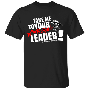 Area 51 Leader 5.3 oz. T-Shirt - Starbase9