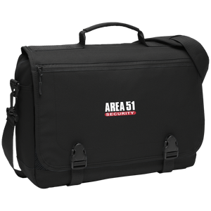 Area 51 UFO Security - BG304 Messenger Briefcase - Starbase9