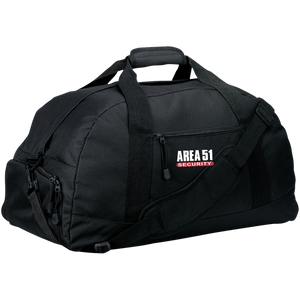 Area 51 UFO Security - BG980 Basic Large-Sized Duffel Bag - Starbase9