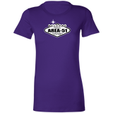 Welcome to Area 51 - Ladies' Favorite T-Shirt - Starbase9