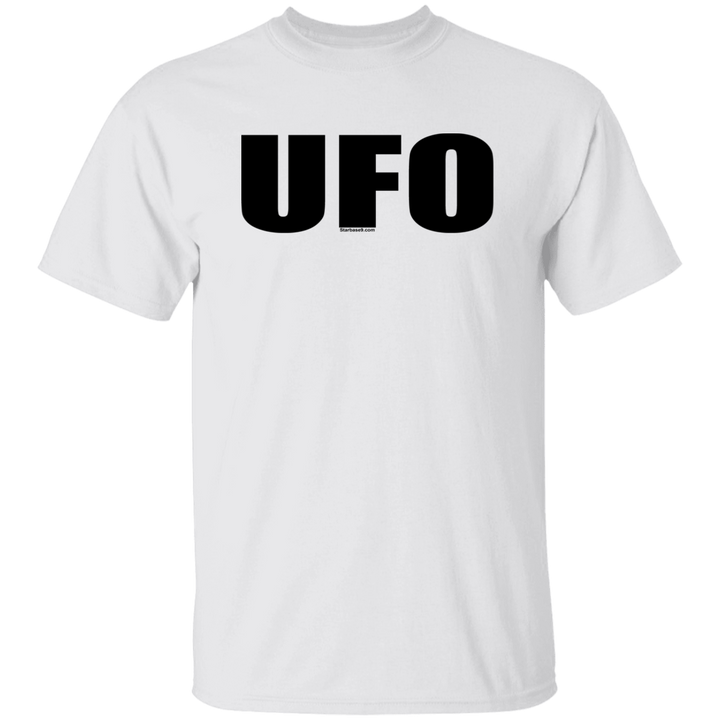 UFO - G500B Youth 5.3 oz 100% Cotton T-Shirt - Area 51 UFO Souvenirs Gifts T-Shirts