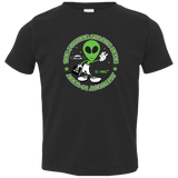 Area 51 Academy UFO 3321 Toddler Jersey T-Shirt - Area 51 UFO Souvenirs Gifts T-Shirts
