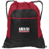 Area 51 UFO Security - BG611 Pocket Cinch Pack - Starbase9