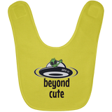 Area 51 Beyond Cute Infant Baby Bib - Area 51 UFO Souvenirs Gifts T-Shirts