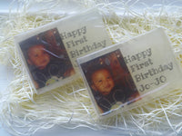 Unforgettable Photo Soap Bars