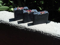 Activated Charcoal Black Rose