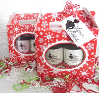 BODY BUTTER & SUGAR SCRUB SET'S
