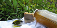 Calendula Chamomile Hemp Oil Soap Bar 4-Rs