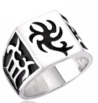 316L Stainless Steel ring top quality Unique Scorpion - 1021st