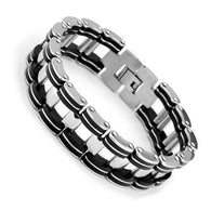 Stainless Steel Bracelet  Strand Rope Charm Chain - 1021st