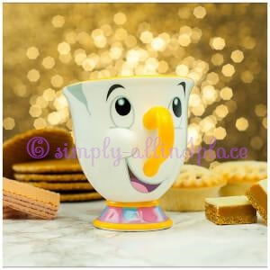 Beauty and the Beast Chip Mug - Stock Item
