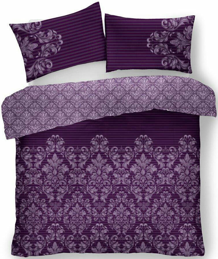 Empire Damask King Duvet