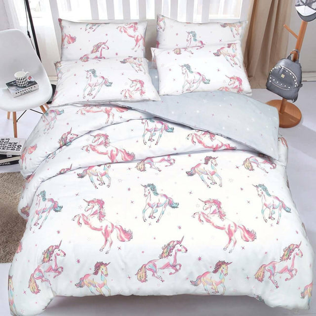 STUNNING STAG BEDDING SET