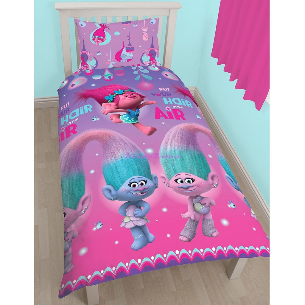 Trolls Single Bedding
