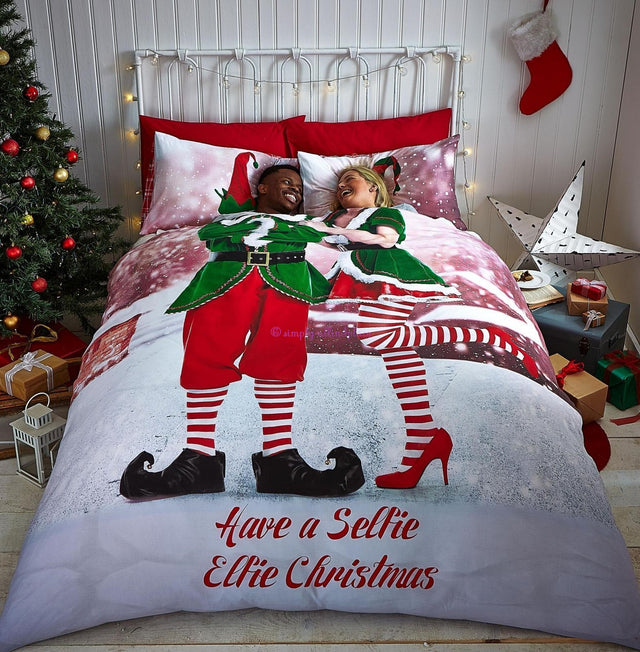 Duvet Set Selfie Elfie - Stock Item