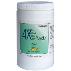 4X Acrylic Powder, 01113, Clear, 23.28oz KK0816