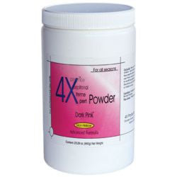 4X Acrylic Powder, 01119, Dark Pink, 23.28oz KK0816