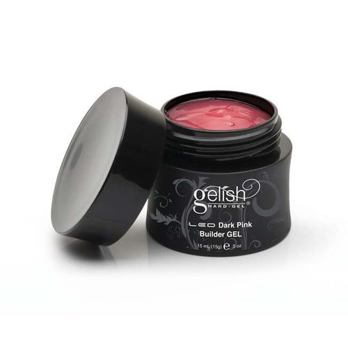 Gelish Builder Gel, Dark Pink 1.6oz, 01562 BB