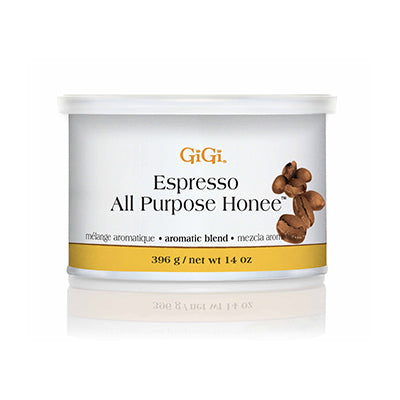Gigi Espresso All Purpose Honee, 14oz, 0252 KK BB