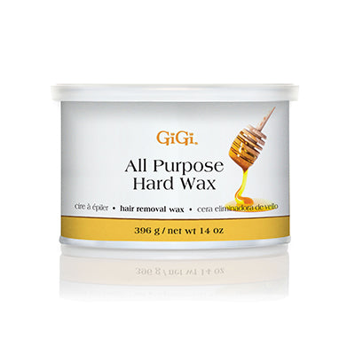 Gigi All Purpose Hard Wax, 14oz, 0332 BB