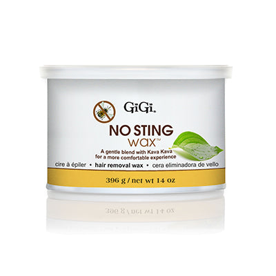 Gigi No Sting Wax, 14oz, 0341 KK BB